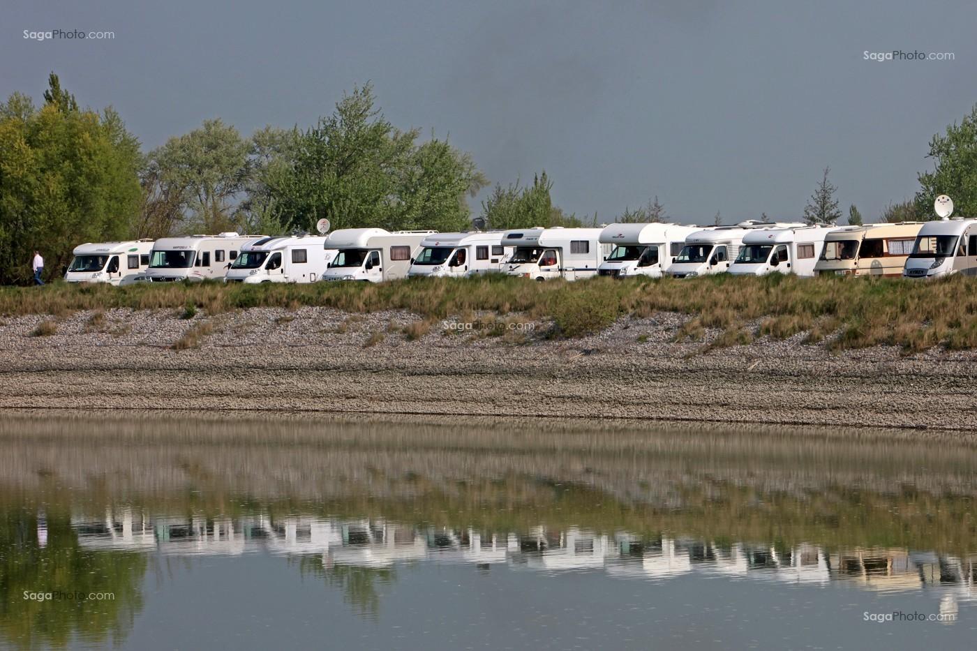 Le Crotoy Aire Pour Camping Car