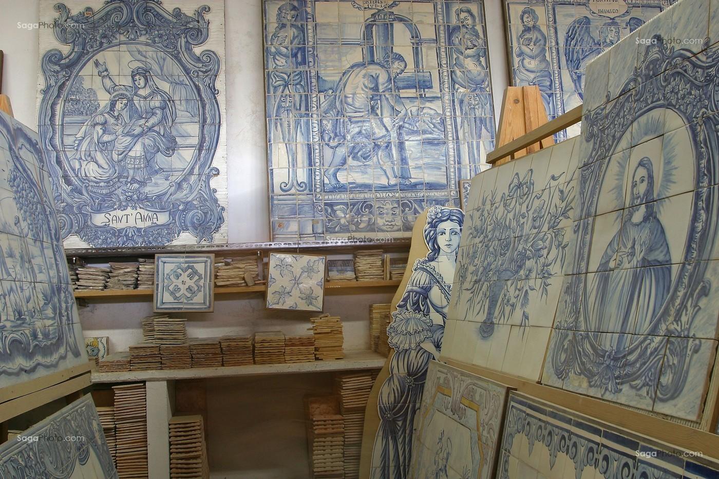 photo de fabrique d 39 azulejos et vente azulejos anciens. Black Bedroom Furniture Sets. Home Design Ideas