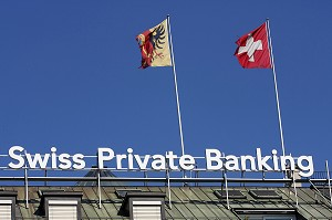 LES BANQUES PRIVEES (PRIVATE BANKING) SUISSES A GENEVE, SUISSE