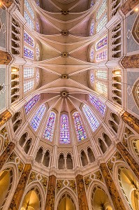 CATHEDRALE DE CHARTRES, FRANCE
