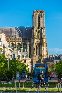 VILLE DE REIMS, (51) MARNE, REGION GRAND EST, FRANCE