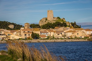 DECOUVERTE DE GRUISSAN, FRANCE